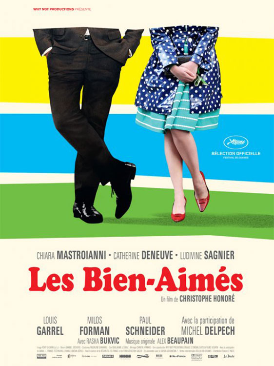 The Beloved (Les bien-aimés) Poster #2