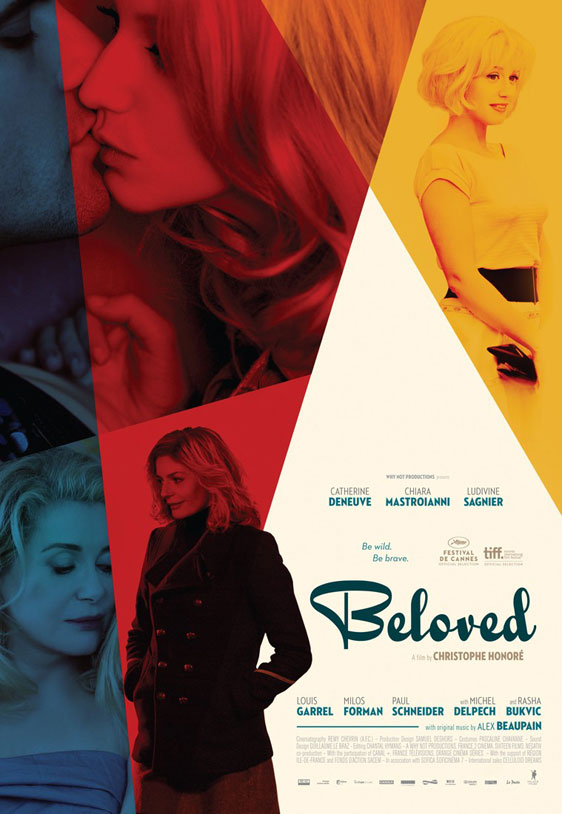 The Beloved (Les bien-aimés) Poster #3