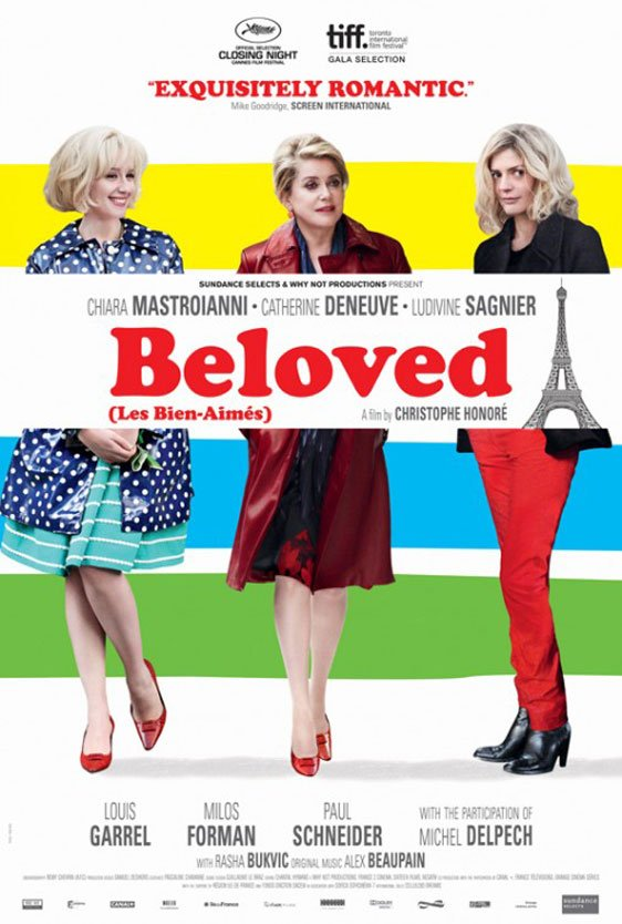 The Beloved (Les bien-aimés) Poster #1