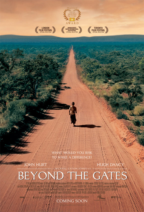 Beyond the Gates Poster #1