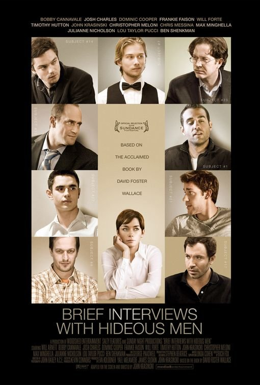 Brief Interviews with Hideous Men Poster #2