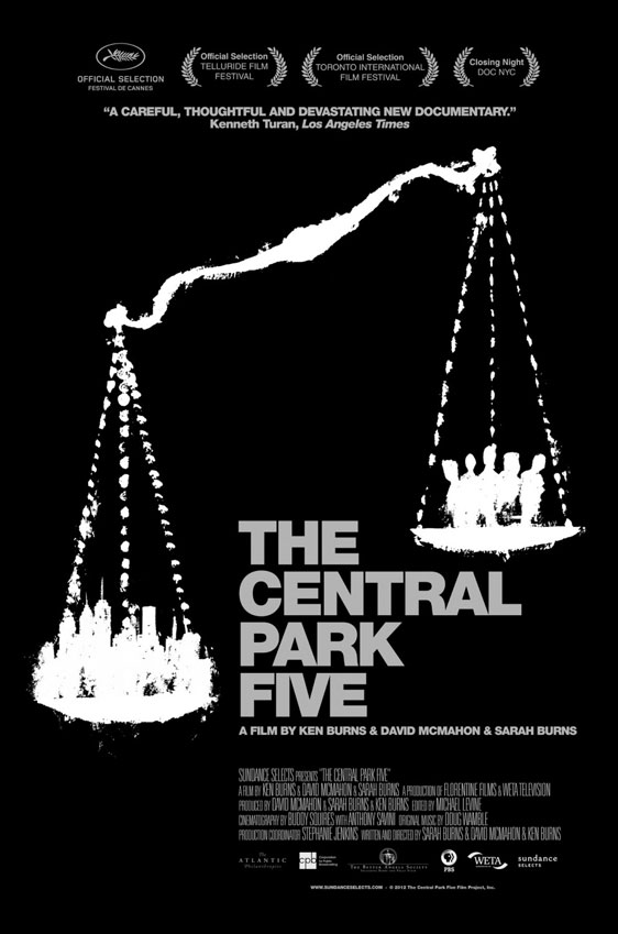 The Central Park Five Poster #2