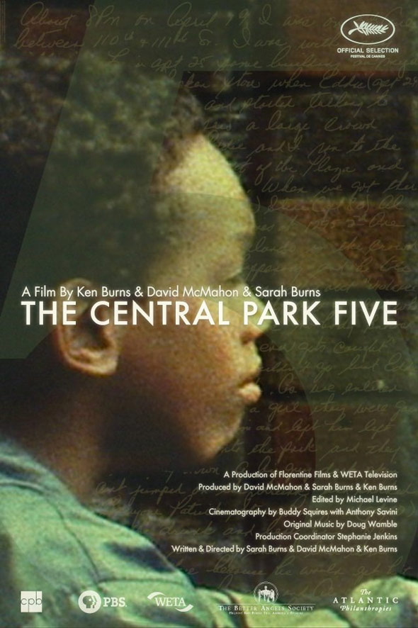 The Central Park Five Poster