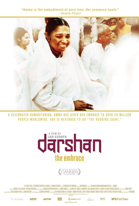 Darshan the Embrace Poster