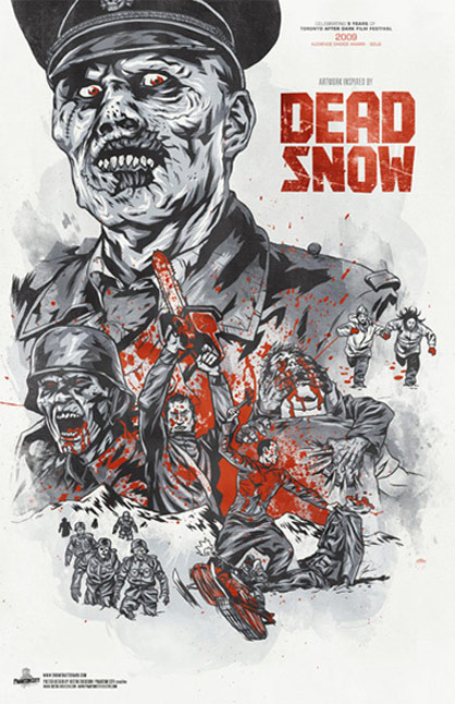 Dead Snow Poster #8