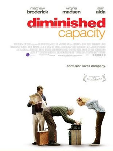 Diminished Capacity Poster #2