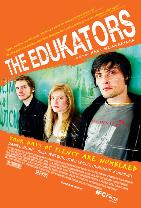 The Edukators Poster #1
