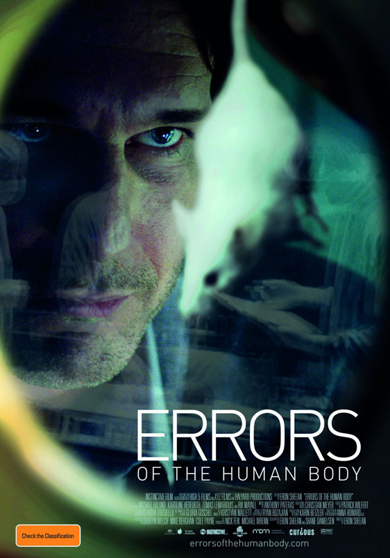 Errors of The Human Body Poster #3