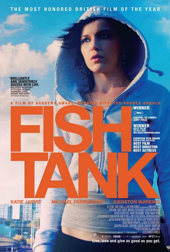 Fish Tank Poster #3