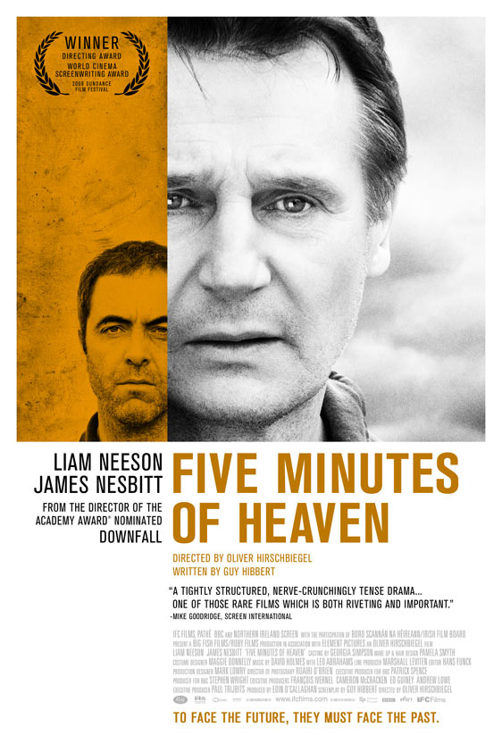 Five Minutes of Heaven Poster #2