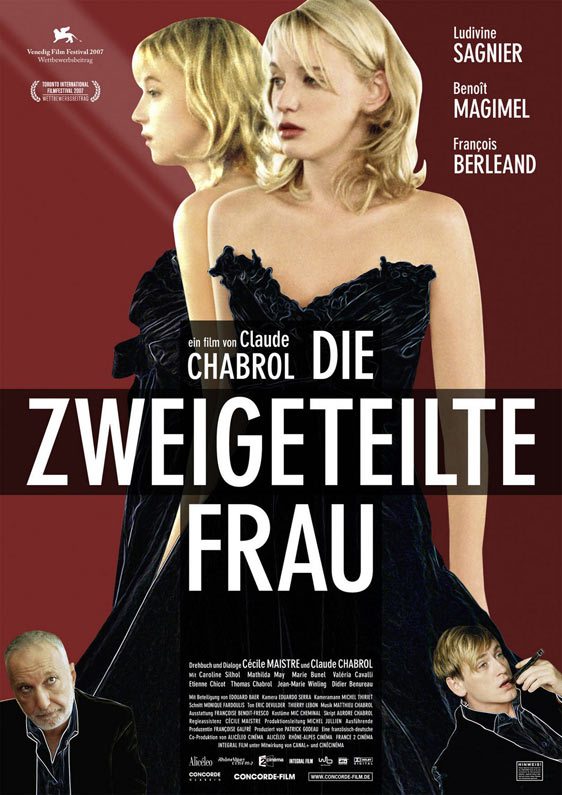 A Girl Cut in Two (La Fille coupée en deux) Poster #3