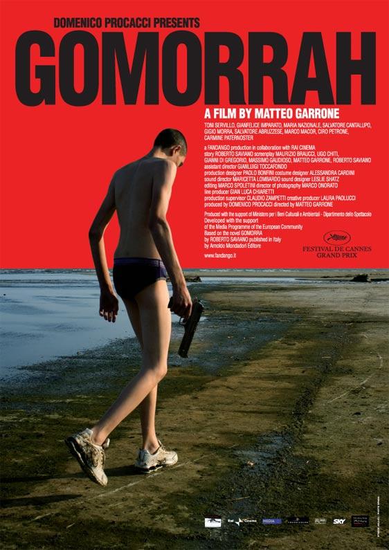 Gomorrah Poster #2