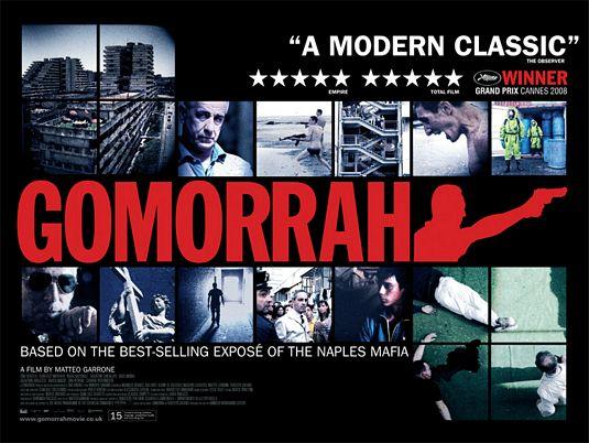 Gomorrah Poster #4