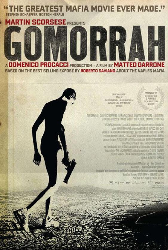 Gomorrah Poster #5