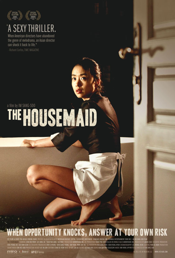 The Housemaid (Hanyo) Poster #2