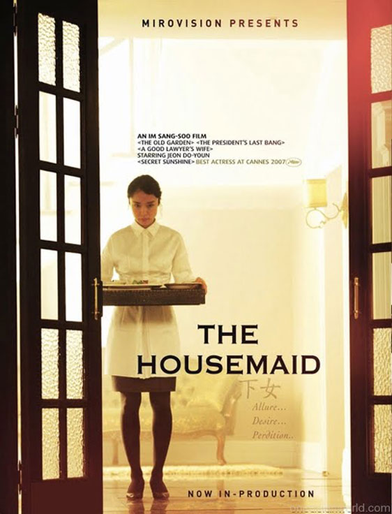 The Housemaid (Hanyo) Poster