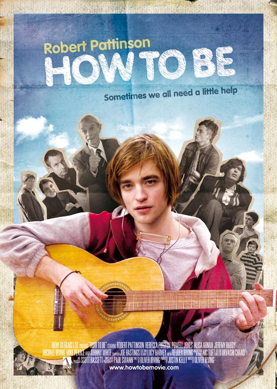 How To Be Poster #3