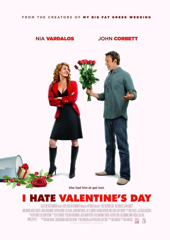 I Hate Valentine's Day Poster #2