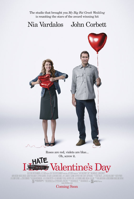 I Hate Valentine's Day Poster #3