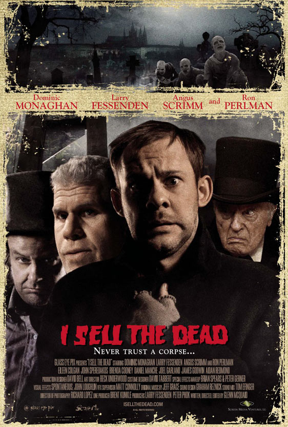 I Sell the Dead Poster #4