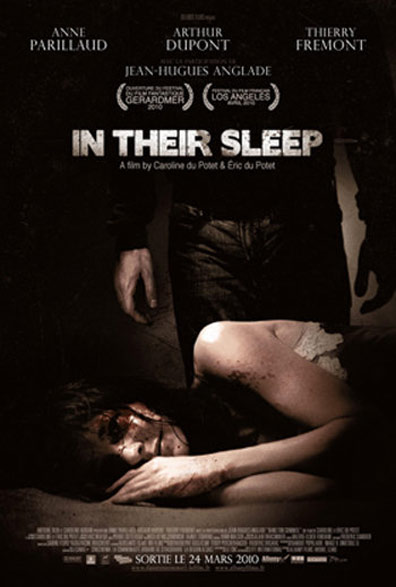 In Their Sleep Poster