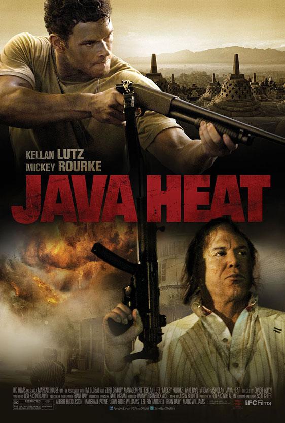 Java Heat Poster #2