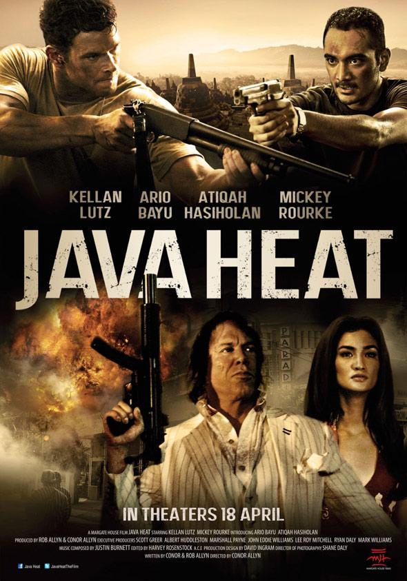Java Heat Poster