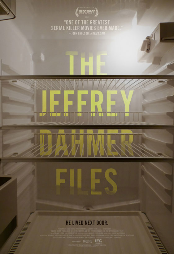 The Jeffrey Dahmer Files Poster #2