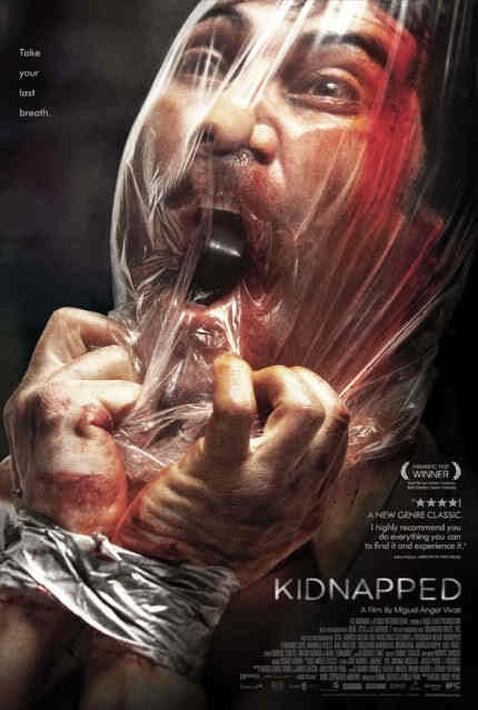 Kidnapped (Secuestrados) Poster