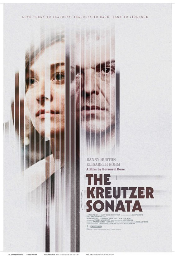 The Kreutzer Sonata Poster #1