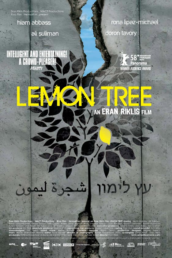 Lemon Tree Poster