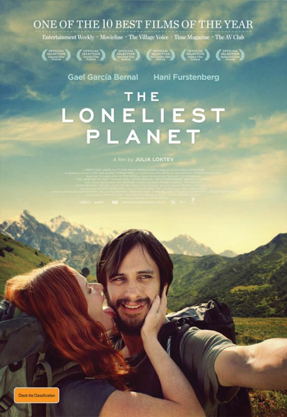 The Loneliest Planet Poster #2