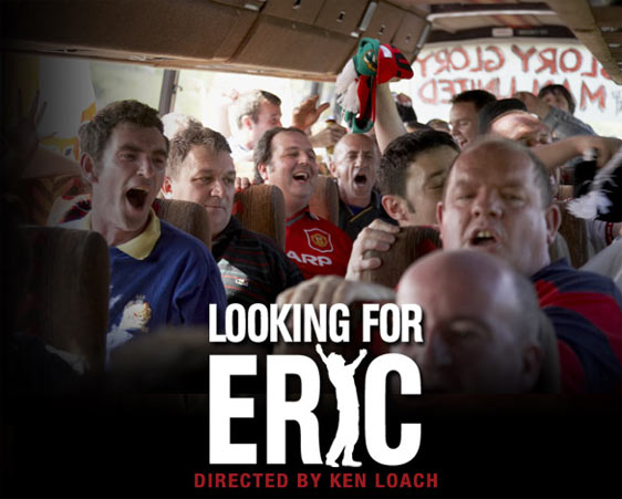 Looking for Eric Poster #1