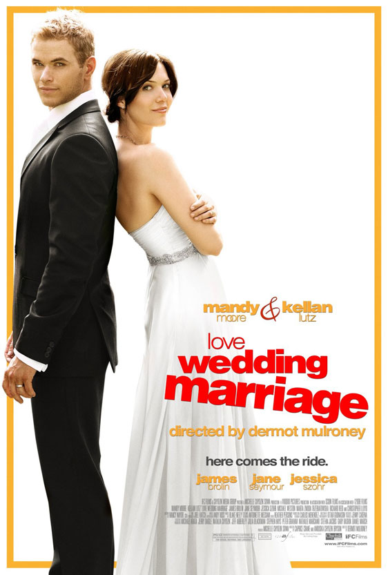 Love Wedding Marriage Poster