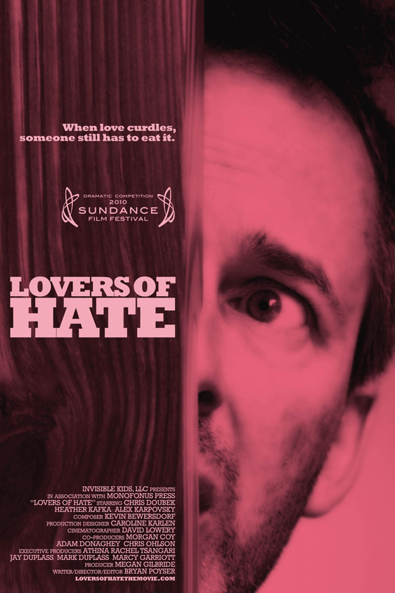 Lovers of Hate Poster #1