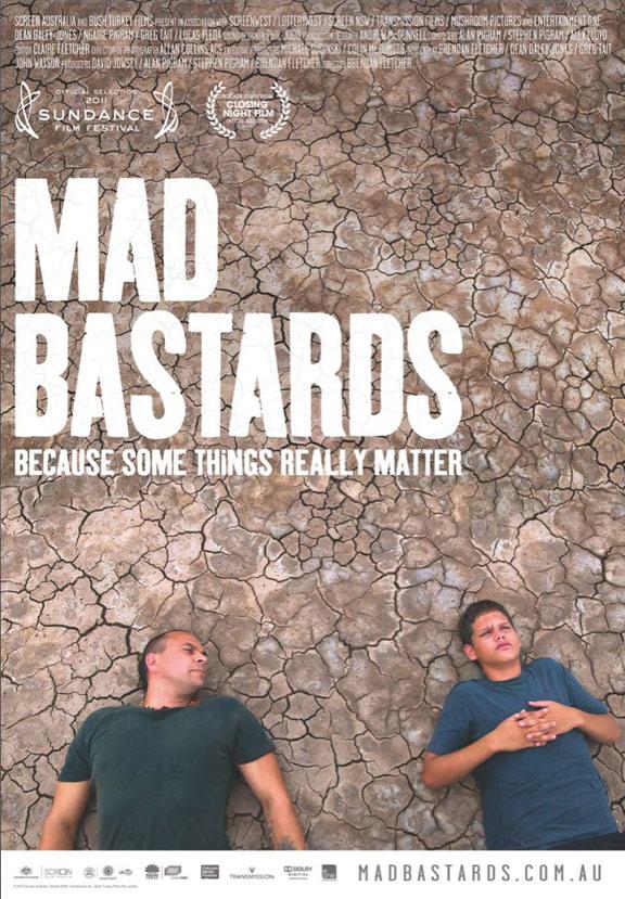 Mad Bastards Poster #1