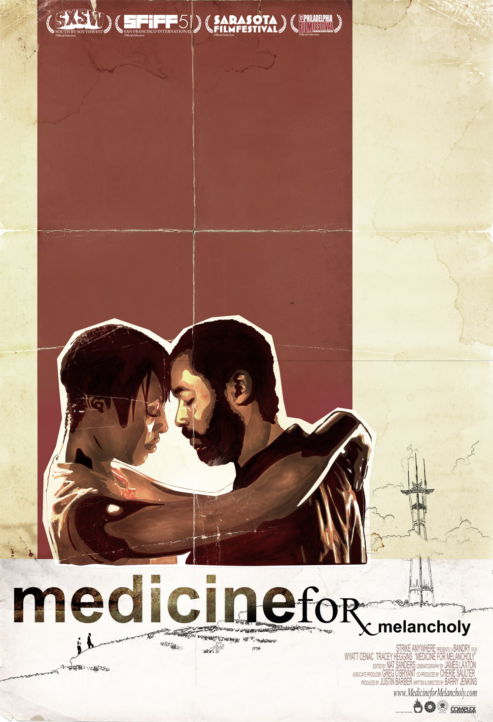 Medicine for Melancholy Poster #2