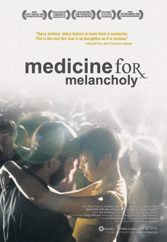 Medicine for Melancholy Poster #4