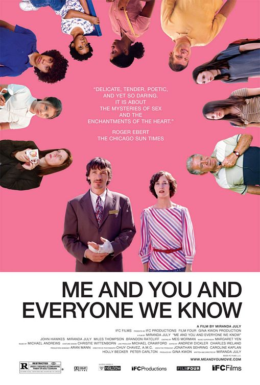 Me and You and Everyone We Know Poster #1