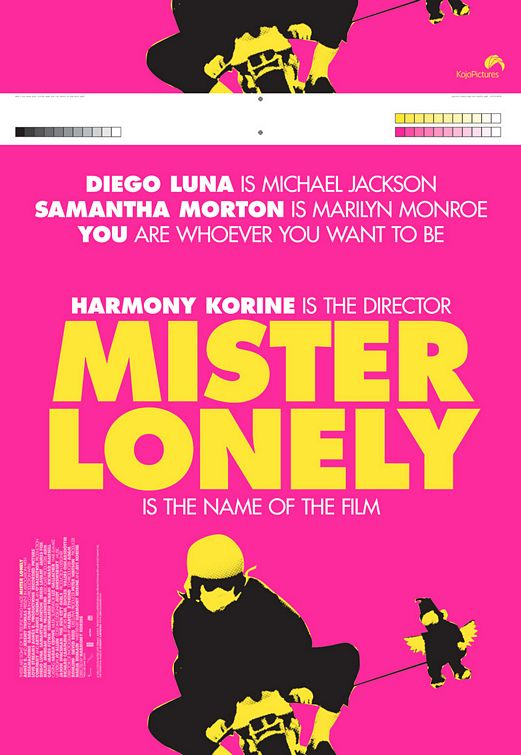 Mister Lonely Poster #2