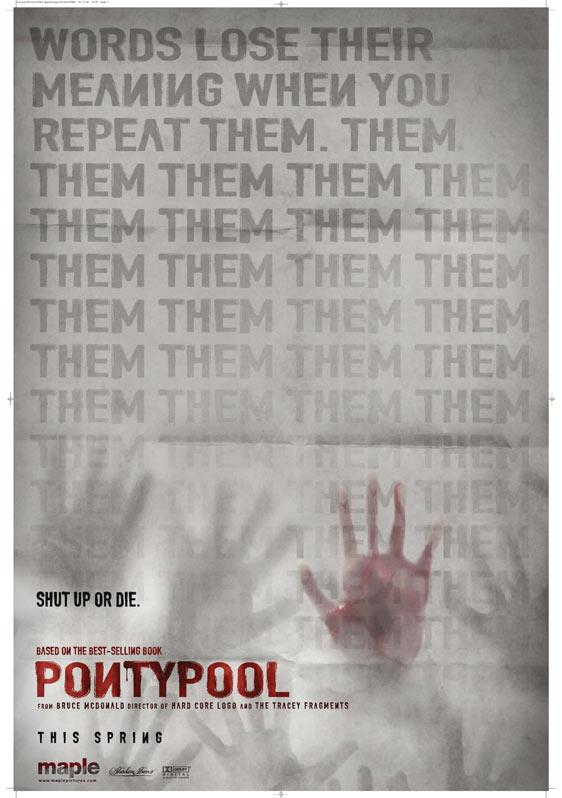Pontypool Poster #2