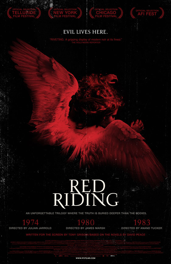 Red Riding Poster