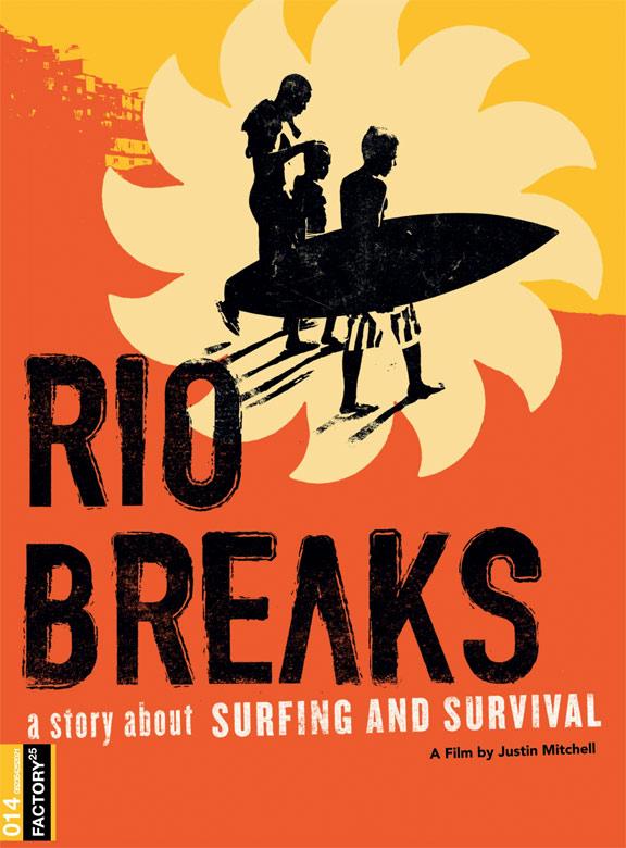 Rio Breaks Poster