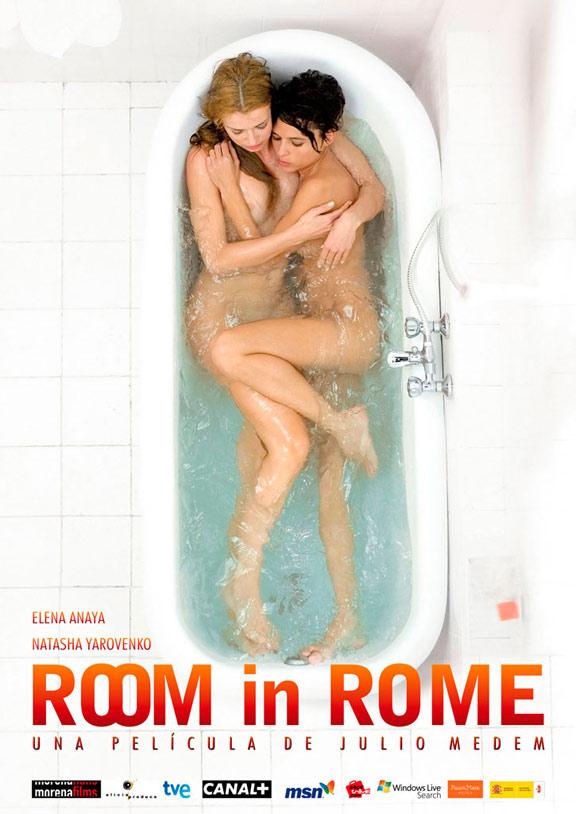 Room in Rome (Habitación en Roma) Poster