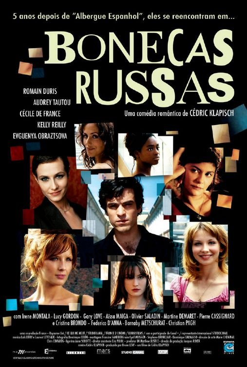 The Russian Dolls Poster