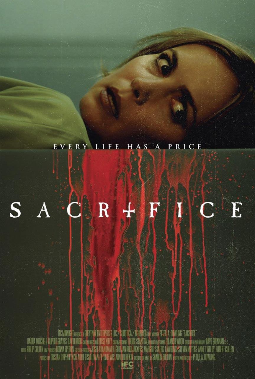 Sacrifice (2016) Poster #1 - Trailer Addict