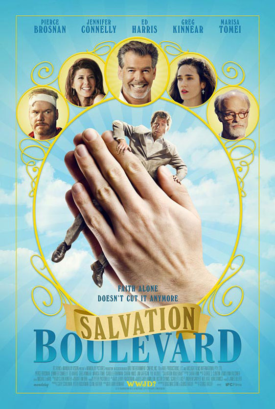 Salvation Boulevard Poster #2