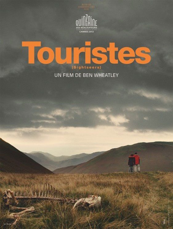 Sightseers Poster #2