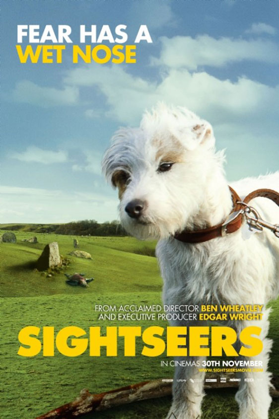 Sightseers Poster #3