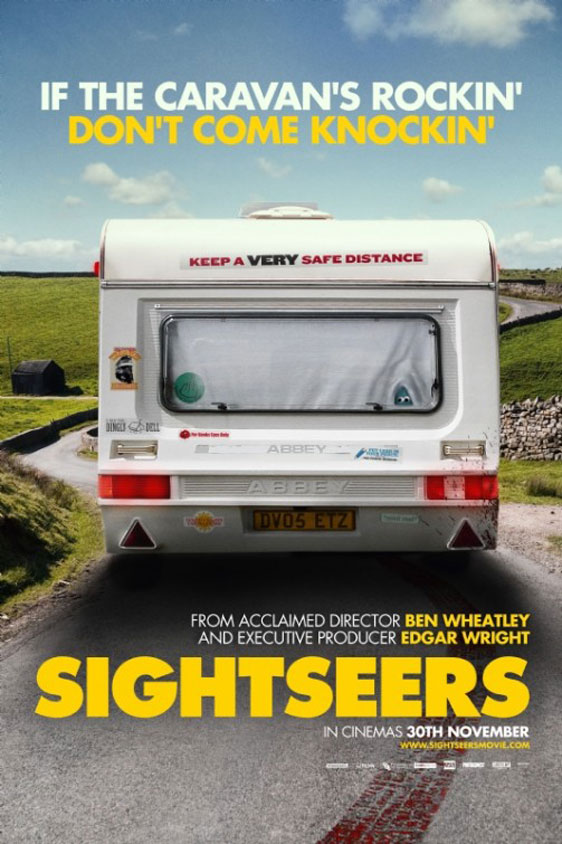 Sightseers Poster #4